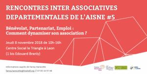 Rencontres Inter Départementales Associatives de l'Aisne